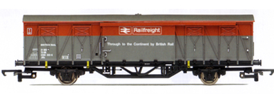 Railfreight RBX 20 Ton Ferry Van