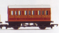 MSLR Four Wheel Coach