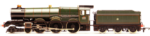 King Class Locomotive - King George I