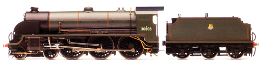 Class N15 Locomotive - Sir Harry Le Fise Lake