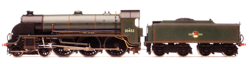 Class N15 Locomotive - King Arthur