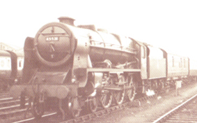Patriot Class Locomotive - Sir Frederick Harrison