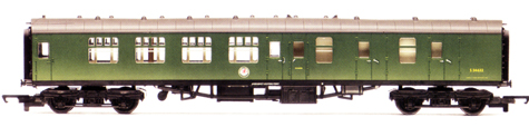 B.R. Mk.1 Brake Coach (Southern Region)