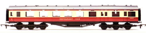 B.R. 68ft Dining Car