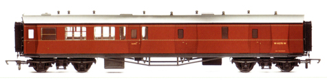 B.R. (Ex G.W.R.) Centenary Brake Coach