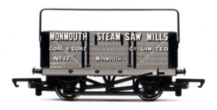 Monmouth Steam Saw Mills 7 Plank Wagon