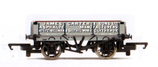 James Carter & Sons 3 Plank Wagon