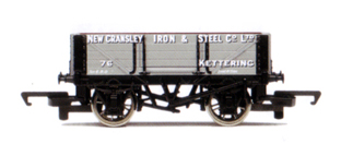 New Cransley Iron & Steel 4 Plank Wagon