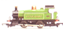 0-4-0 Locomotive - Little Giant