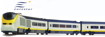 Eurostar Six Vehicle Pack