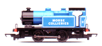 Morse Collieries Industrial 0-4-0 Locomotive