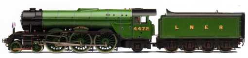 Class A3 Locomotive - Flying Scotsman - Bi-Centennial Celebrations - Limited Edition