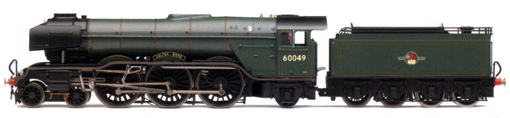 Class A3 Locomotive - Galtee More