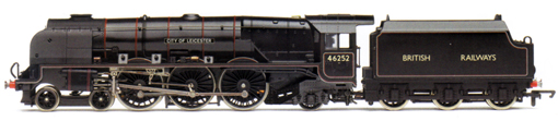 Duchess Class Locomotive - City Of Leicester