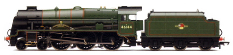 Royal Scot Class Locomotive - Honourable Artillery Company