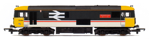 Class 73 Diesel Electric Locomotive - Stewarts Lane