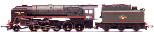 Class 9F Locomotive - Evening Star