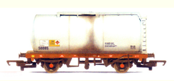 Esso Tank Wagon (TTA) (Weathered)
