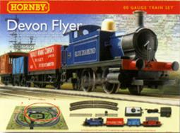 Hornby Railways Collector Guide - Model - Devon Flyer