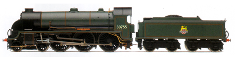 Class N15 Locomotive - Sir Ironside