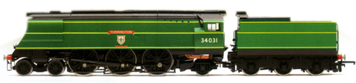 West Country Class Locomotive - Torrington