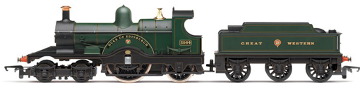 Dean Achilles Class Locomotive - Duke Of Edinburgh