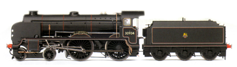 Schools Class Locomotive - St Lawrence