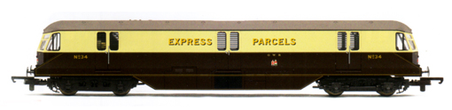 Diesel Railcar - Express Parcels