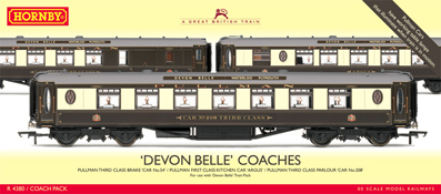 Devon Belle Coach Pack