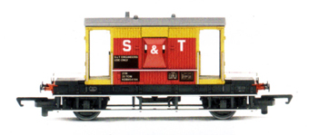 Dept 20 Ton Brake Van (ZTR)