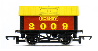 Hornby 2009 Lime Wagon