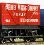 Highley Mining Company LWB Open Wagon