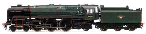 Britannia Class Locomotive - Owen Glendower