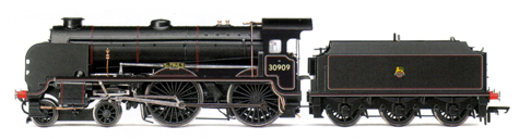 Schools Class Locomotive - St. Pauls (DCC Locomotive with Sound)