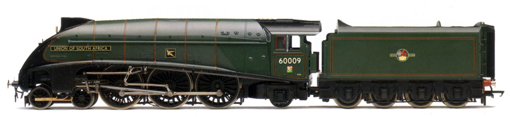 Class A4 Locomotive - Union Of South Africa - Commonwealth Collection