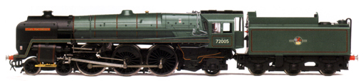 Clan Class Locomotive - Clan MacGregor