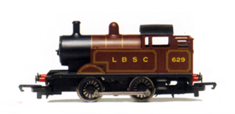 0-4-0T Locomotive