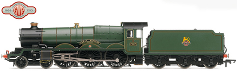 Castle Class Locomotive - Great Western - G.W.R. 175 Celebration Model