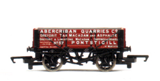 Abercriban Quarries 5 Plank Wagon