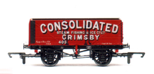 Consolidated 7 Plank Wagon