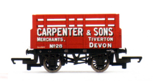 Carpenter & Sons Coke Wagon