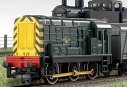 Class 08 Diesel Electric Shunter (DCC)