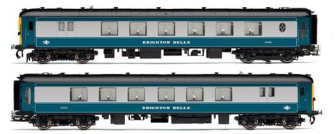 Pullman Brighton Belle 1967 Train Pack