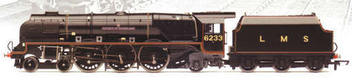 Princess Coronation Class Locomotive - Duchess Of Sutherland