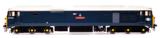 Class 50 Diesel Electric Locomotive - Thunderer