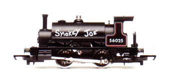 0-4-0ST Industrial Locomotive - Smokey Joe