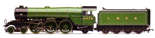 Class A1 Locomotive - Royal Lancer - The Royal Mail Great British Railways Collection