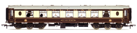 Pullman 12 Wheel 3rd Class Parlour Car No.97