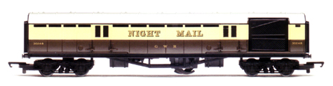 G.W.R. Operating Mail Coach