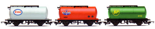 Esso, Amoco and BP Tank Wagons - Tank Wagon Pack